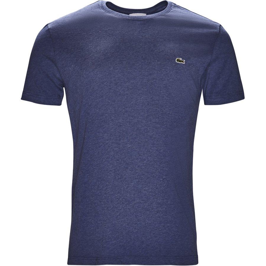 TH2038 TEE S/S - TH2038  - T-shirts - Regular - NAVY MEL - 1